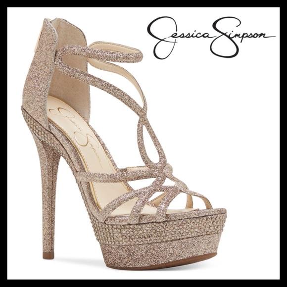 f145297ee05a Jessica Simpson Rozmari Platform Dress Sandals